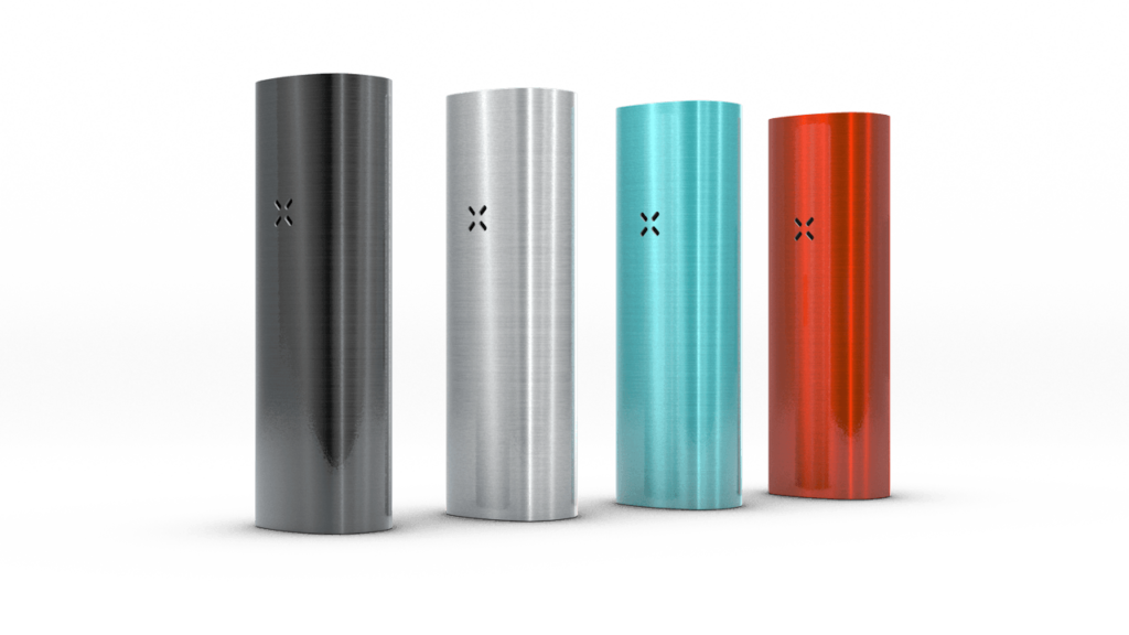 Pax 2 vaporizer colors