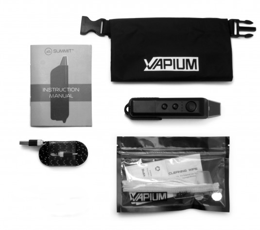 Vapium Summit accessories
